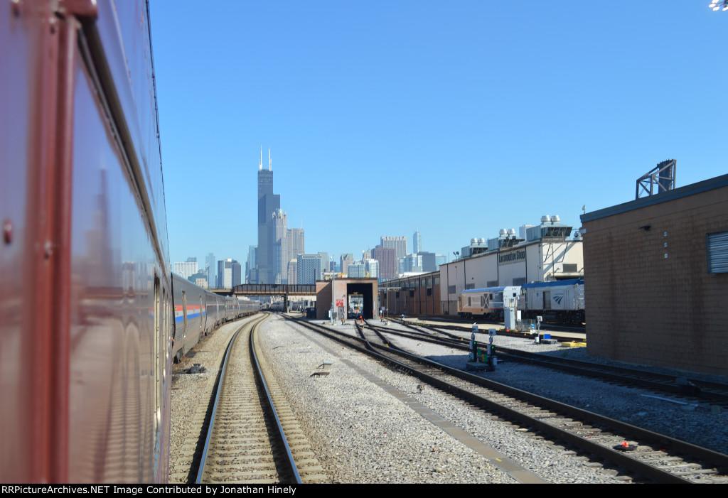 Hello Chicago, Hello
