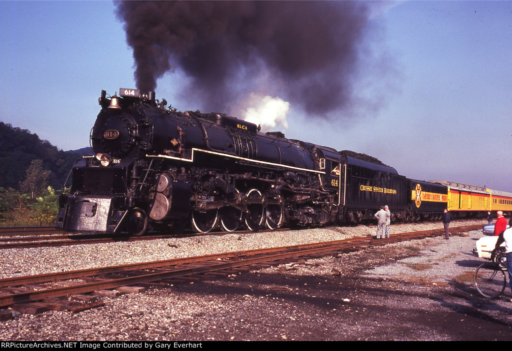 CO 4-8-4 #614 - Chesapeake & Ohio