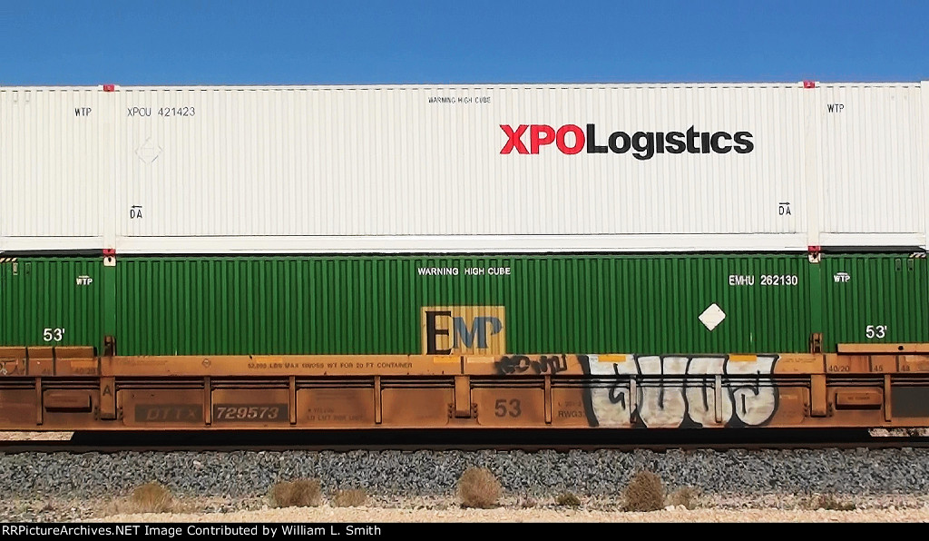EB Intermodal Frt at Erie NV -101
