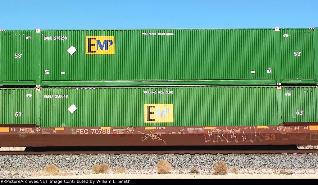 EB Intermodal Frt at Erie NV -107