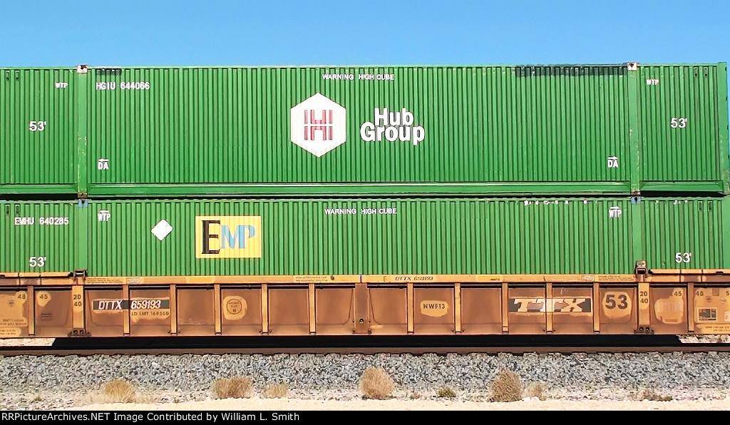 EB Intermodal Frt at Erie NV -119