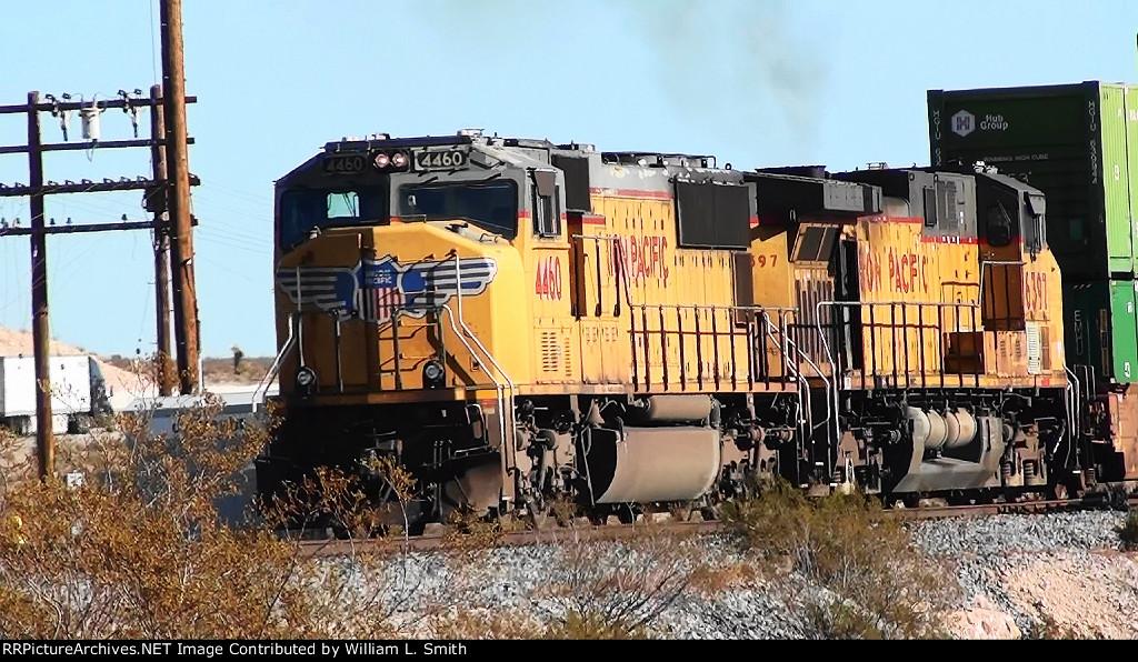 EB Intermodal Frt at Erie NV -126
