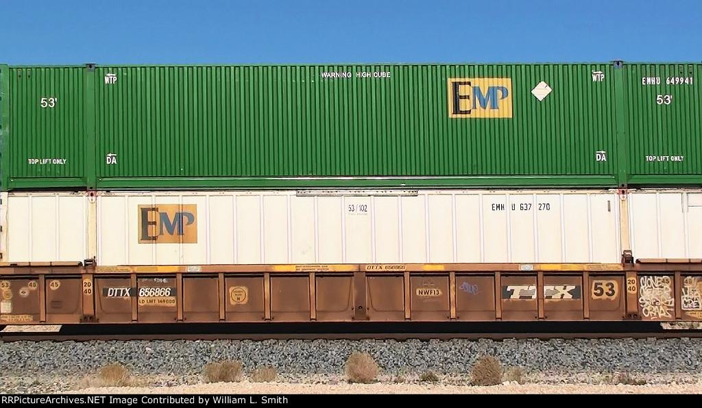 EB Intermodal Frt at Erie NV -15