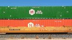 EB Intermodal Frt at Erie NV -105