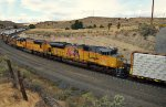 Union Pacific 8125 East DPUs