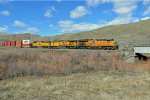 Union Pacific 2650 East