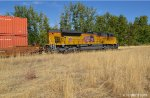 Union Pacific 9003 DPU East