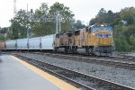 17:03 NB freight meets SB local to Pine bluff