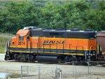 BNSF 2874