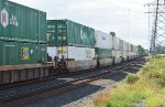 DTTX 732983-B wtih 53 Ft Containers.