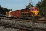KCS 3955 Eastbound