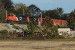CN Southbound Train
