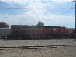 BNSF 7536