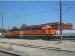 BNSF 2835 2641