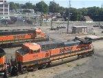 BNSF 1028 1975