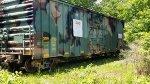 Dover & Rockaway River (DRRV) boxcar 1775