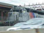 NJ Transit GP40PH-2 4105