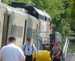 NJ Transit F40PH-2CAT 4119