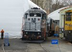 NJ Transit GP40PH-2B 4207