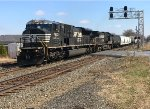 NS SD80MAC w/b
