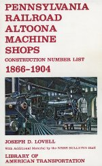 """Altoona Machine Shops,"" Front Cover, 1984"