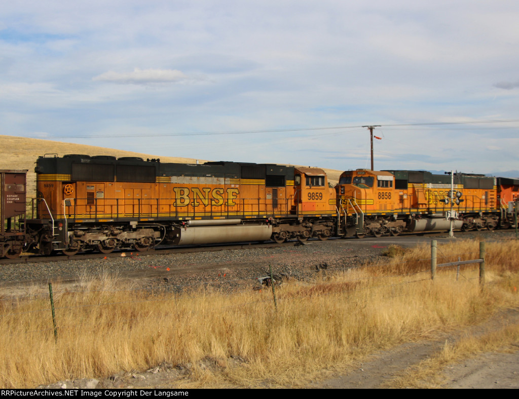 BNSF 9859