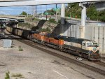 BNSF 9453 DPU