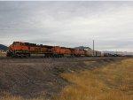 BNSF 984 H-PASKCK