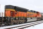 BNSF 8536