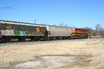 KCS 3960 DPU for SB grain train