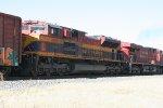 DPU for oil train