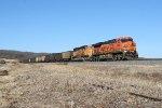 DPUs for NB empty coal train