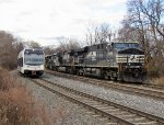 NJT 3505; NS 7549 and 9208