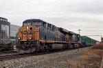 CSX 742 on Q-439