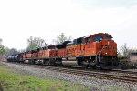 BNSF 9339 on K-145
