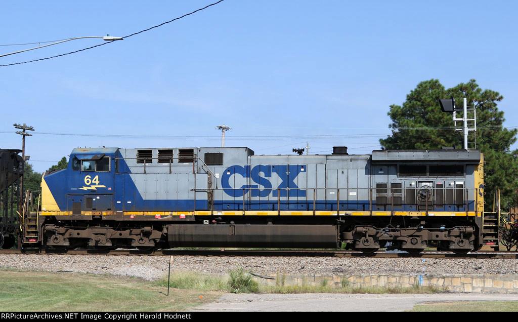 CSX 64