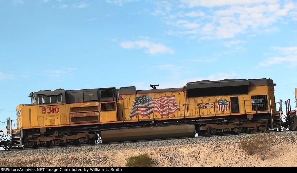 WB Intermodal Frt at Erie NV -3