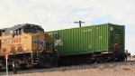 WB Intermodal Frt at Erie NV -118