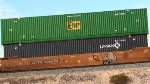 WB Intermodal Frt at Erie NV -15