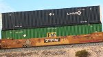 WB Intermodal Frt at Erie NV -16