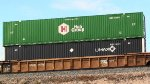 WB Intermodal Frt at Erie NV -23