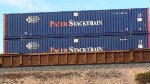 WB Intermodal Frt at Erie NV -34