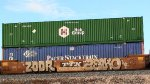 WB Intermodal Frt at Erie NV -39