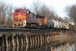 BNSF Memphis turn