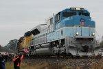 George H. W. Bush Funereal Train (3)