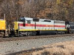 Erie Lackawanna Original paint Heritage Unit