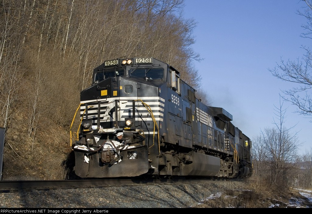 NS 9258 leads 169
