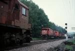 CP 4730 meets CP 4719 on train 556