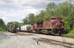 CP 250 passes Pan AM eastbound at CPF 477