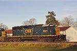 CSXT 8857 South